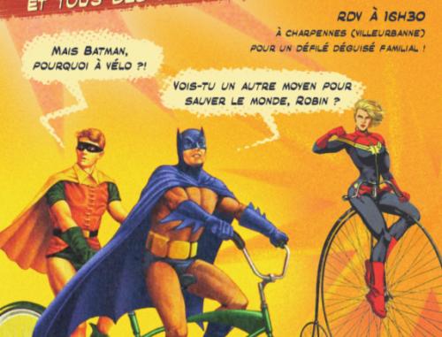 Les 7èmes Rencontres de l'Heureux Cyclage se déroulent à Caen