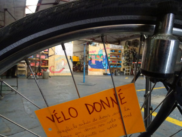 On récupère vos vélos !