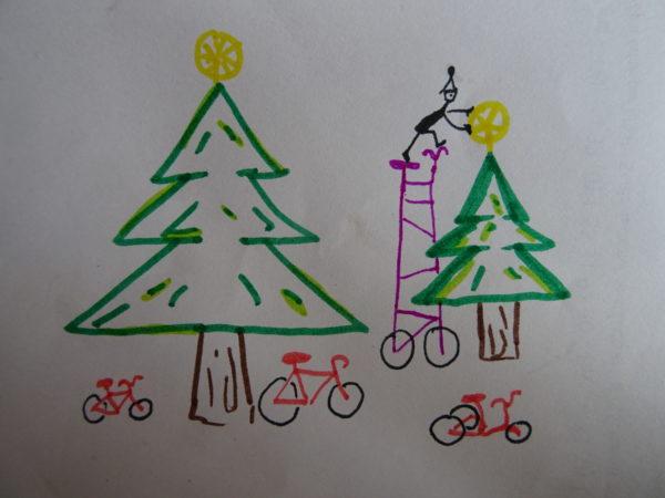 Vente de vélos enfants
