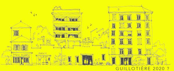 Débat/ateliers Les luttes urbaines à la Guillotière - Samedi 6 Avril 14h-18h