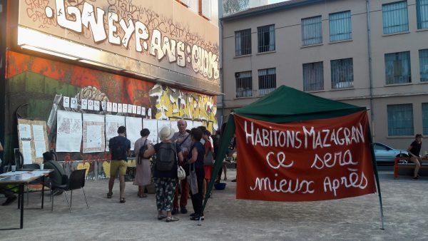 Habitons Mazagran: c'est la reprise !